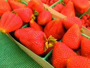 Are your strawberries organic?