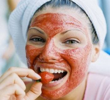 strawberry face mask How To Make Strawberry Face Mask
