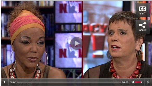 Eve Ensler and Christine Schuler Deschryver interviewed by Amy Goodman